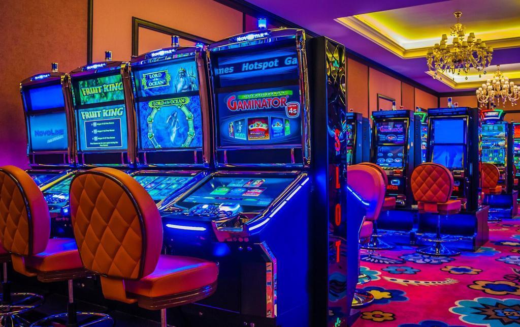 фото Зале казино игорном в